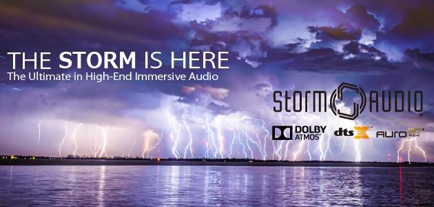 画像: Storm Audio ストームオーディオ   オーディオ製品製造輸入商社 株式会社ナスペックオーディオ Naspec Audio
