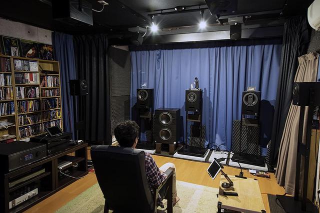 画像1: サウンドデザイナーとして、ディスク解析も。仕事&趣味を突き詰めた夢の空間