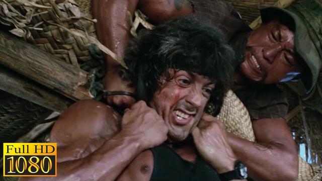 画像: Rambo First Blood 2 (1985) - Boat Fight Scene (1080p) FULL HD www.youtube.com