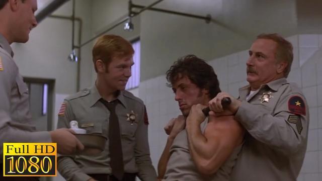 画像: Rambo First Blood (1982) - Escape From the Police Station Scene (1080p) FULL HD www.youtube.com