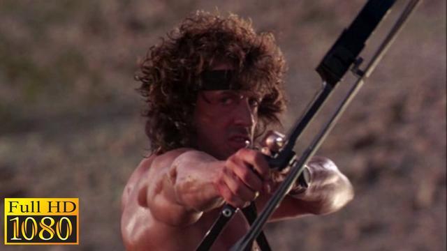 画像: Rambo 3 (1988) - Explosive Arrow Scene (1080p) FULL HD www.youtube.com