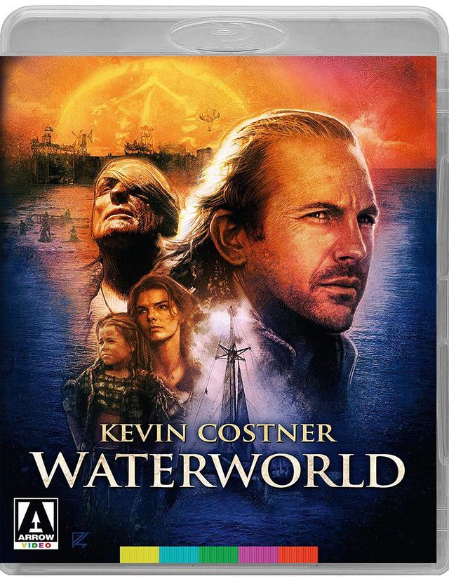 画像: 4Kレストアで蘇るケヴィン・コスナー主演アクション大作 『ウォーターワールド』【海外盤Blu-ray発売情報】