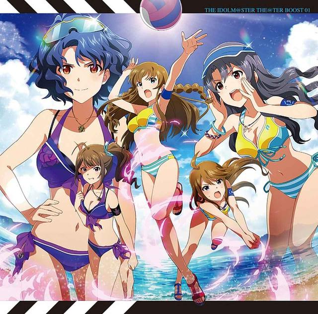 画像: THE IDOLM@STER THE@TER BOOST 01/Various Artists