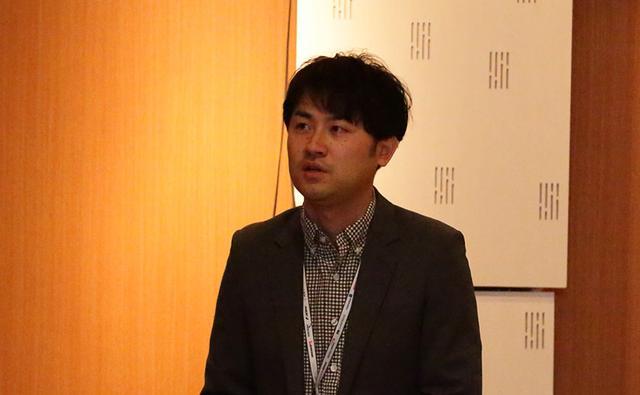 画像: 解説を担当してくれた、ヤマハ株式会社 音響開発統括部 AV開発部 電気グループ 主事 加藤尚幸さん