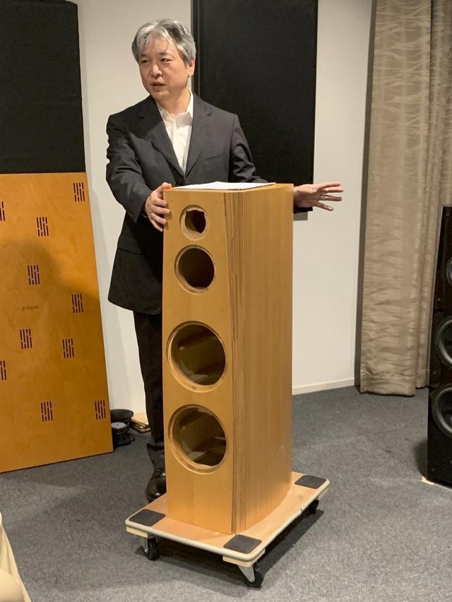 画像: 外から見えない部分にも強いこだわりを持って設計・開発され、特に響のコントロールには細心の注意が払われた。微小な箱鳴りを耳に心地よいものにする必要があったとのこと