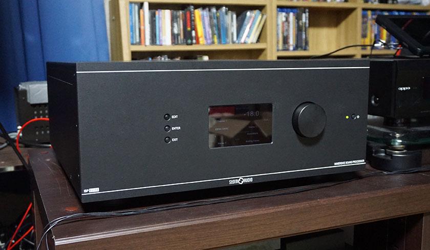 画像1: ストームオーディオのAVプリ「ISP 3D.16 ELITE」をサウンドデザイナーさんのホームシアターに持ち込んでみた。そのサウンドがすっかり気に入ってしまい……なんと!(後)