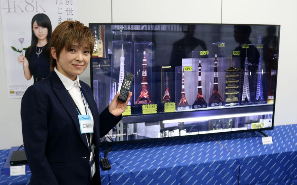 画像: アイ・オー最大サイズとなる65型の4K/HDR対応液晶モニター誕生