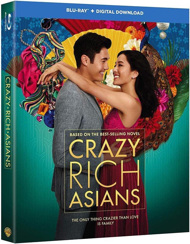 画像1: オール・アジア系俳優で贈るサプライズ・メガヒット作 『クレイジー・リッチ!』【海外盤Blu-ray発売情報】