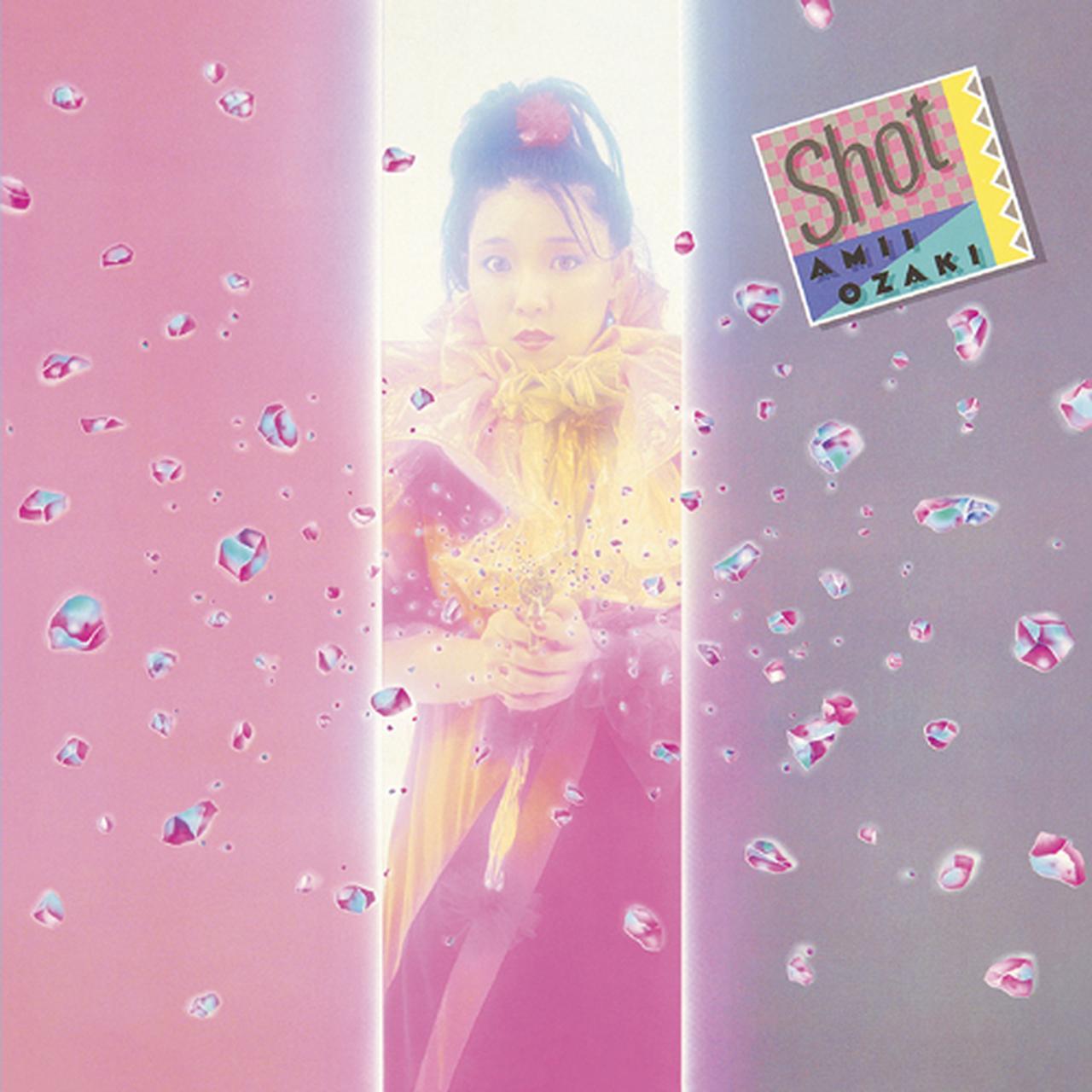 画像: 尾崎亜美 「Shot」 (SACD/CD) SSMS-023 ※予約商品・10月29日より順次発送予定