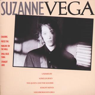 スザンヌ・ヴェガ 『街角の詩』