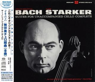 J.S.バッハ:無伴奏チェロ組曲(全曲)