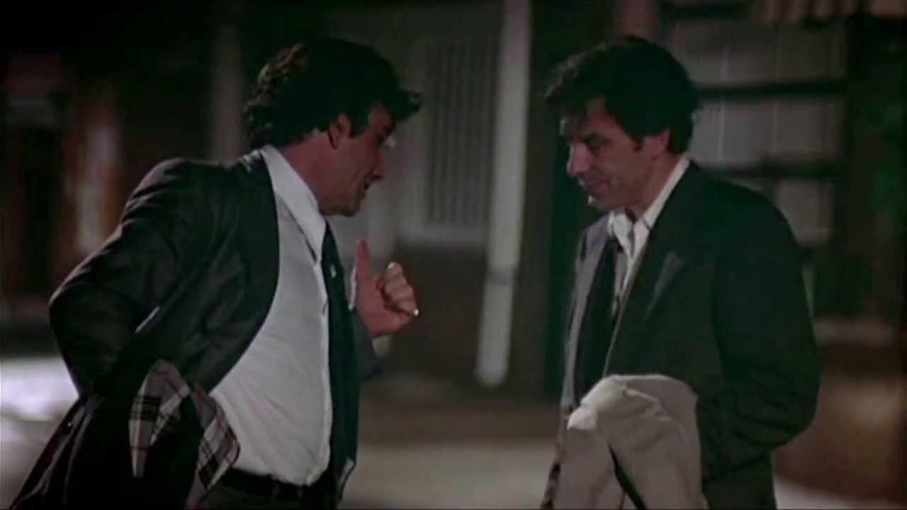 画像: Fight scene in 'Mikey and Nicky' (1976) by Elaine May www.youtube.com