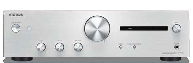 画像: オーディオ&ビジュアル製品情報:ステレオプリメインアンプ>A-9110(S)|オンキヨー株式会社