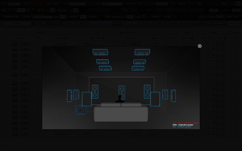 Images : 1番目の画像 - Dirac Live Room Calibrationで、蝦名シアターのためのセッティングを - Stereo Sound ONLINE