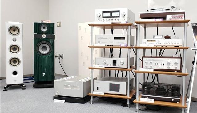 画像: ラックスマン株式会社|プリメインアンプ、プリアンプ、パワーアンプ、真空管アンプ等、オーディオ機器のご案内 - LUXMAN