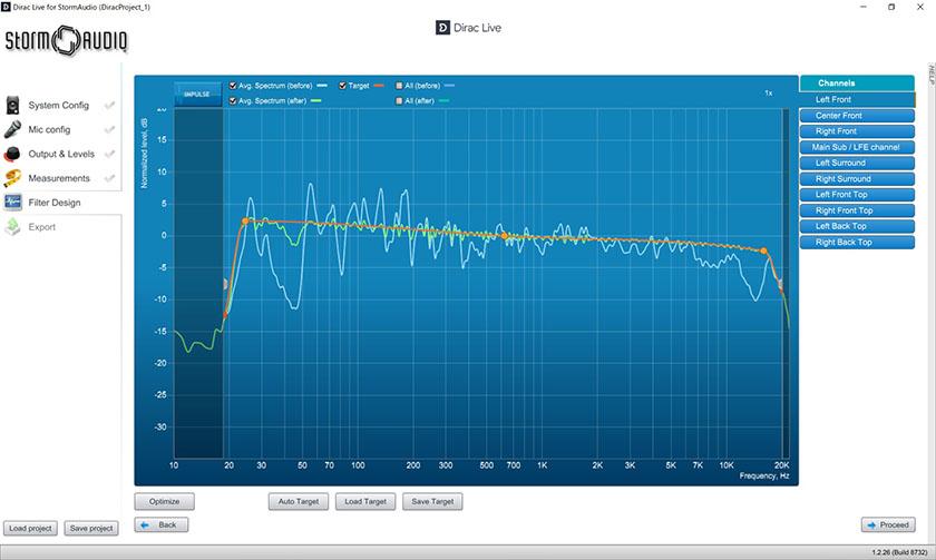 Images : 3番目の画像 - Dirac Live Room Calibrationで、蝦名シアターのためのセッティングを - Stereo Sound ONLINE