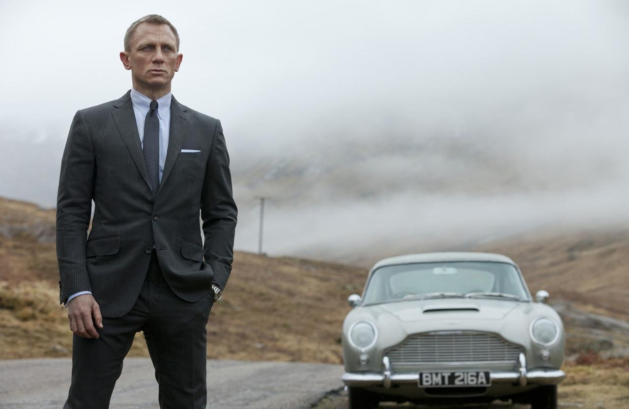 画像1: 『007/スカイフォール[フルスクリーン版]』 © 2012 Danjaq, LLC and Metro-Goldwyn-Mayer Studios Inc. All Rights Reserved.