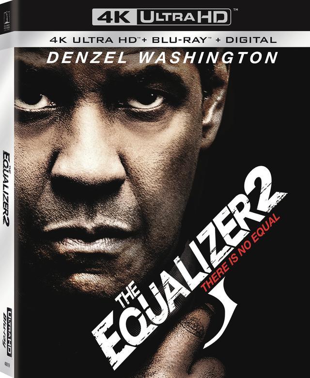 画像: デンゼル・ワシントン主演、必殺仕事人アクション続編『イコライザー2』【海外盤Blu-ray発売情報】