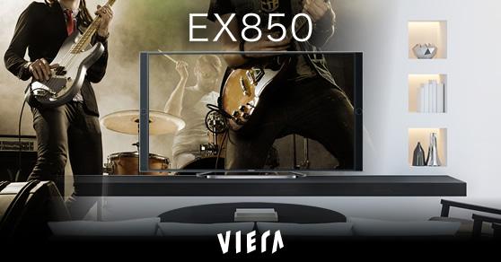 画像: 4Kテレビ EX850シリーズ(液晶) | ラインアップ比較表 | テレビ ビエラ | 東京2020オリンピック・パラリンピック公式テレビ | Panasonic