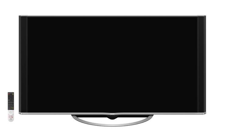 画像: シャープ、AIサービスAIoTに対応した4K液晶テレビ「LC-60UH5」ほか全5機種を、11月11日より発売 | Stereo Sound ONLINE