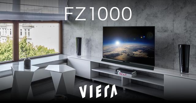 画像: 有機EL 4Kテレビ FZ1000シリーズ | ラインアップ比較表 | テレビ ビエラ | 東京2020オリンピック・パラリンピック公式テレビ | Panasonic