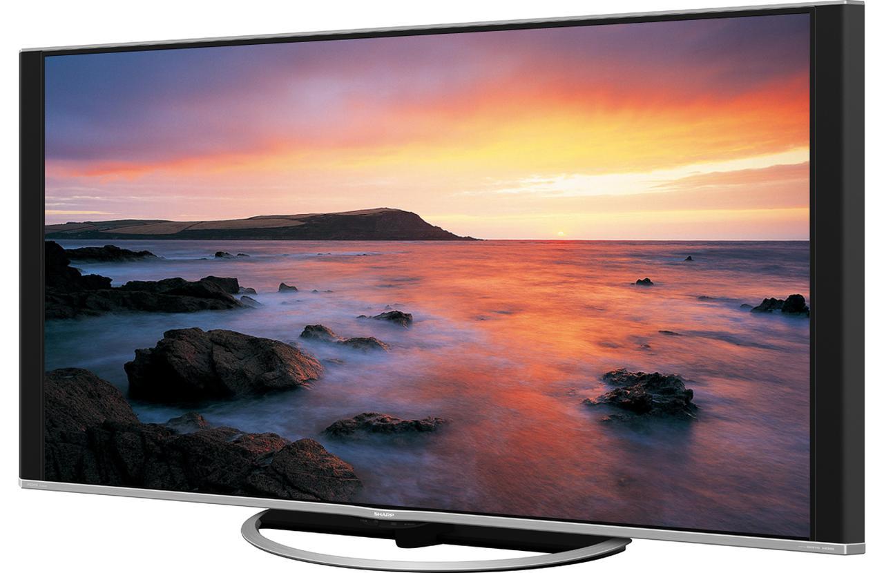 画像: UH5ライン|製品詳細|薄型テレビ/液晶テレビ アクオス:シャープ