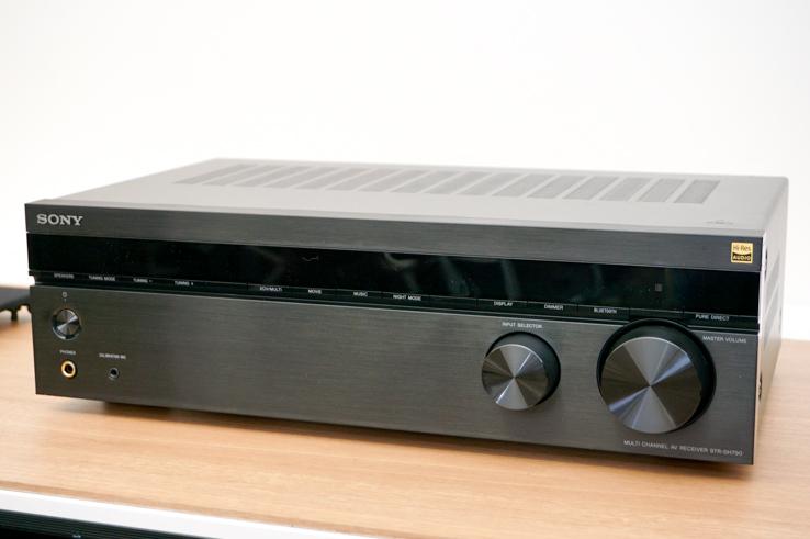 画像: ソニー、アトモス&DTS:X対応AVアンプ「STR-DH790」を44,500円で発売。5.2ch仕様の「STR-590」も登場 | Stereo Sound ONLINE
