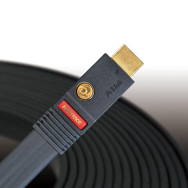 画像: エイム電子が18Gbps伝送対応の、プレミアムHDMIケーブルを発表。4K/60pのフラッグシップ誕生か | Stereo Sound ONLINE