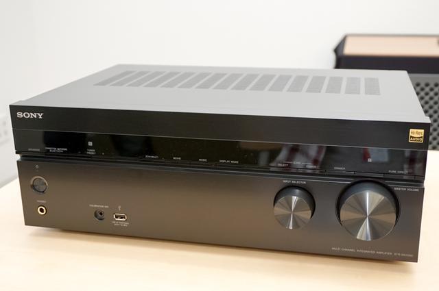画像: ソニー初のアトモス/DTS:X対応AVアンプ「STR-DN1080」登場。5.2.2実音源で仮想7.2.2を実現 | Stereo Sound ONLINE