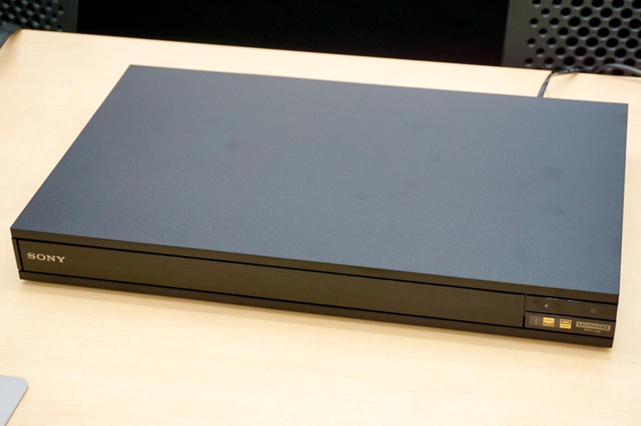 画像: ソニー初のUHD BDプレーヤー「UBP-X800」4.5万円で6/24発売。どんな4KテレビでもHDR調で観られる | Stereo Sound ONLINE
