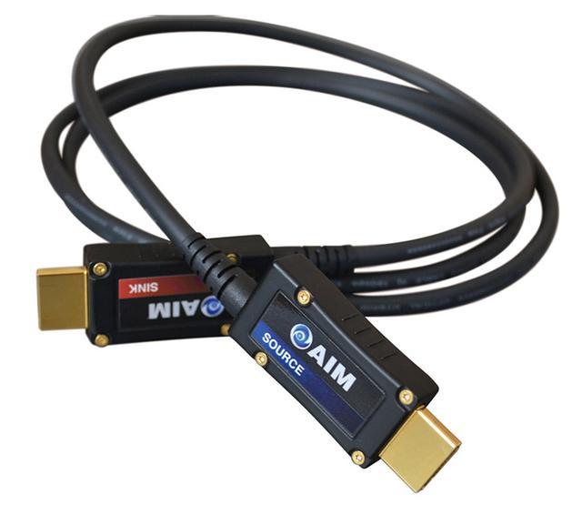 画像: エイム電子、光伝送技術を応用した「レーザーケーブルII」などHDMIケーブル2モデルを12月に発売 | Stereo Sound ONLINE