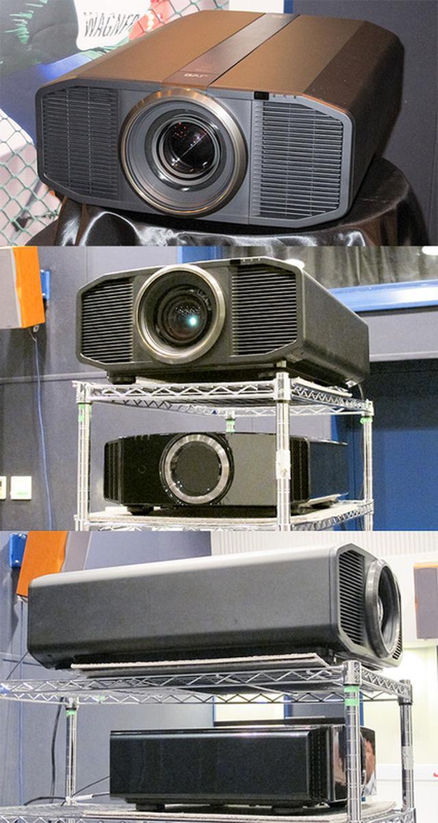 画像: JVCのプロジェクター「DLA-Z1」。ネイティブ4K D-ILAパネルと、レーザー光源を採用し350万円 | Stereo Sound ONLINE