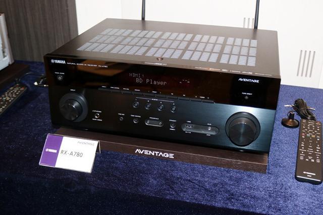 画像: 【速攻レビュー付】ヤマハ、AVアンプ「RX-A780」「RX-A880」を発売。新ネットワークモジュールでS/Nアップ | Stereo Sound ONLINE