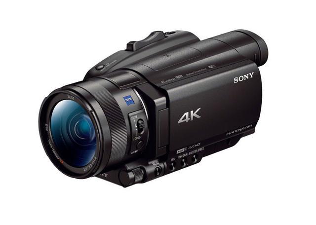 画像: ソニー、4K&HDR対応のビデオカメラ「FDR-AX700」、20万円で10/13に発売。像面位相差AFセンサーも搭載! | Stereo Sound ONLINE