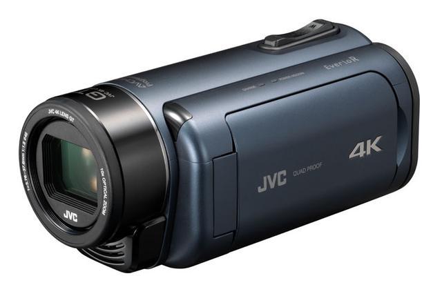 画像: JVC、エブリオ初の4Kビデオカメラ「GZ-RY980」を2月に発売。防水・耐衝撃仕様で10万円! | Stereo Sound ONLINE