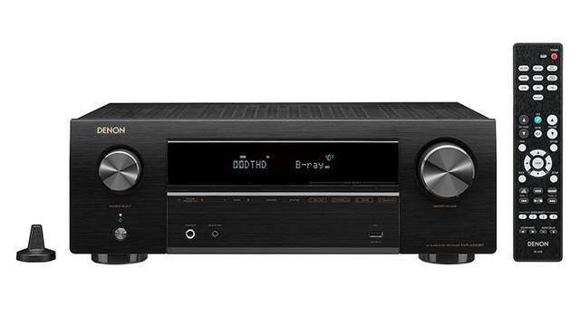 画像: デノン、最エントリーAVアンプ「AVR-X550BT」を3.5万円で発売。「AVR-X1500H」「AVR-X2500H」も登場 | Stereo Sound ONLINE