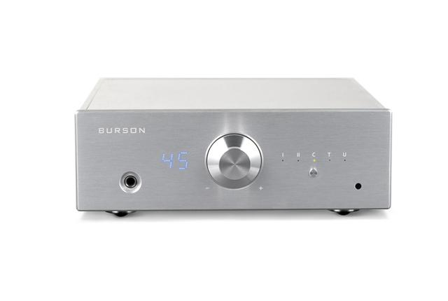 画像: バーソンオーディオのHPアンプ「CONDUCTOR-V2+」はDSD11.2MHz対応DAC搭載 | Stereo Sound ONLINE