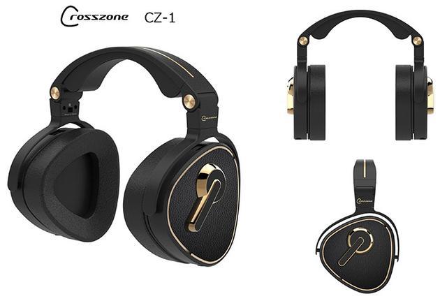 画像: CROSSZONEからヘッドホン「CZ-1」がデビュー。DSPを使わず頭外定位を実現 | Stereo Sound ONLINE