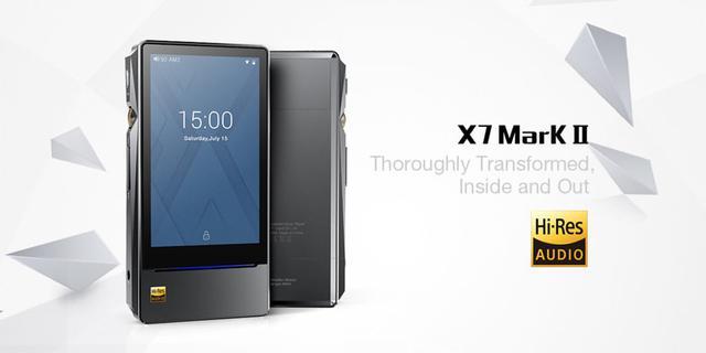 画像: X7 Mark II – Fiio Japan