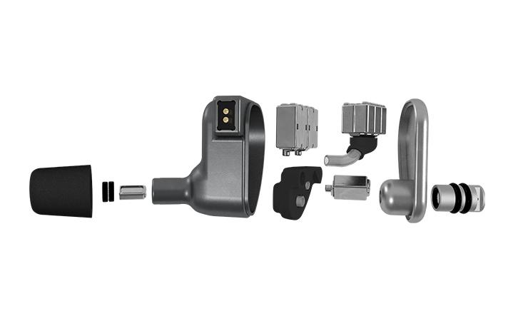 画像: U12t(64 AUDIO) ミックスウェーブ[Mixwave] U-Series12 Driver Universal IEMバランスド・アーマチュア型(BA型)tia HIGH DRIVERtia TECHNOLOGYtia SINGLE-BORE DESIGNapex TECHNOLOGYLID TECHNOLOGY