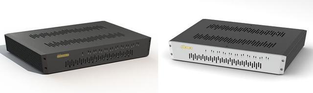 画像: sNH-10G。写真左のブラック仕上げは、リクロック機能が備わったモデルとなる