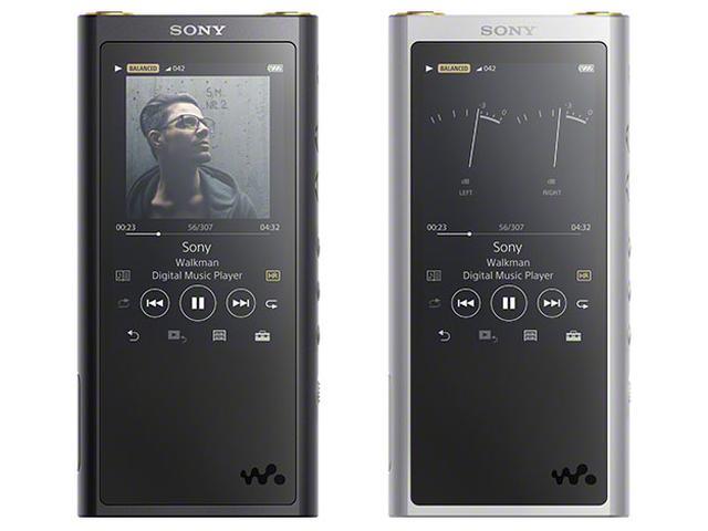 画像: NW-ZX300シリーズ | ポータブルオーディオプレーヤー WALKMAN ウォークマン | ソニー
