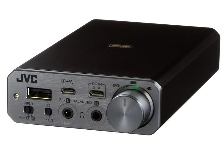 画像: JVCヘッドホンアンプ「SU-AX01」プレミアムラインCLASS-Sに誕生。DSD11.2/PCM384/32対応 | Stereo Sound ONLINE