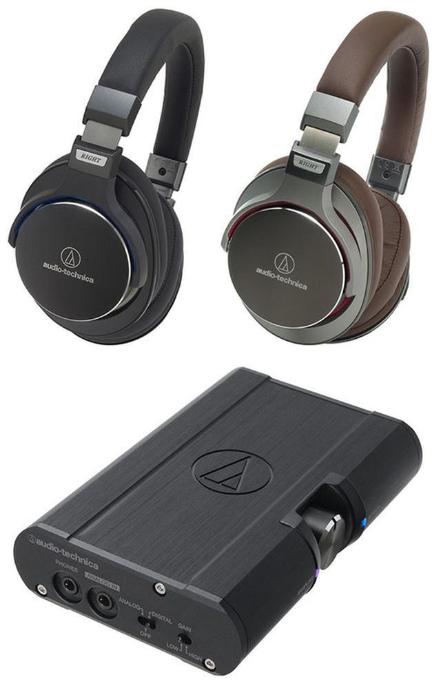 画像: オーディオテクニカが2014年新製品発表会を開催。ヘッドフォンなど20機種以上 | Stereo Sound ONLINE
