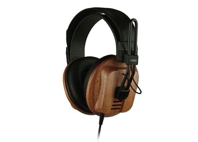 画像: フォステクス、モニターヘッドホンにウッドハウジングモデル「T60RP」登場。12月下旬に発売 | Stereo Sound ONLINE