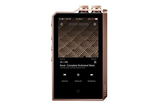 画像: COWON、ハイレゾ対応DAP「PLENUE 2 Mark II」を18.3万円で4月下旬発売。3つのAI機能で使うたびに賢く進化 | Stereo Sound ONLINE