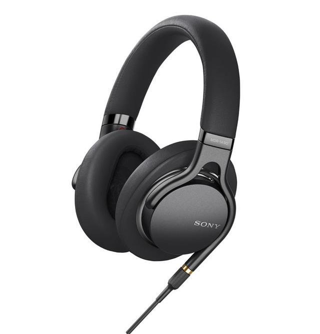 画像: ソニー、ハイレゾ対応のヘッドホン「MDR-1AM2」、3月10日発売。100kHzまでの超高域再生が楽しめる。価格は3万円 | Stereo Sound ONLINE
