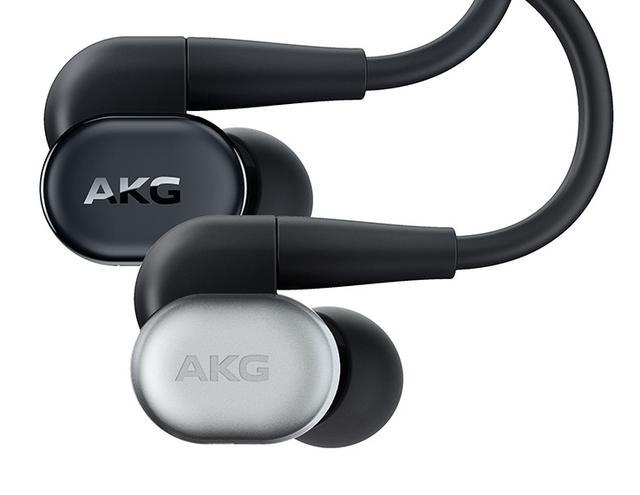 画像: AKGのハイレゾ対応イヤホン2機種。BA+ダイナミックドライバーの「N30」とダイナミックドライバー2基の「N25」 | Stereo Sound ONLINE