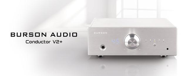 画像: Conductor V2+|BURSON AUDIO |株式会社aiuto PCパーツ・周辺機器 総合代理店