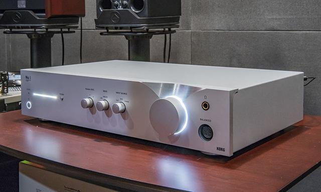 """画像: DSD 11.2MHzで聴いて、録れる。現代の万能デジタルデバイス、コルグ「Nu I」の魅力に大接近(前) """"こんな画期的な製品は、如何にして生まれたのか?"""""""
